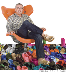 Les chaussures Crocs : la fin d'une belle Success story pour la ville de Québec