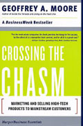 Crossing the Chasm Goeffrey Moore