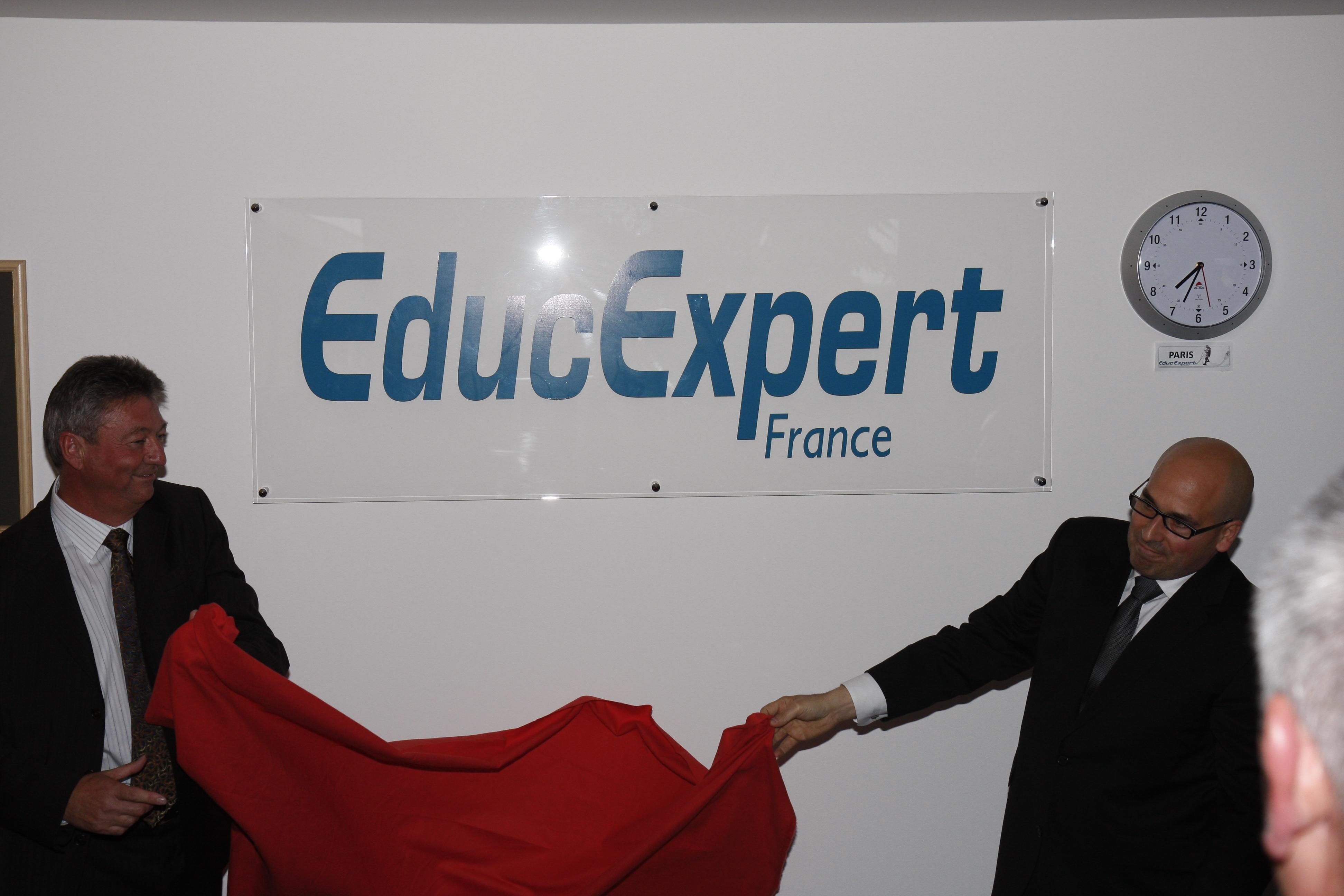EducExpert France, c'est parti !