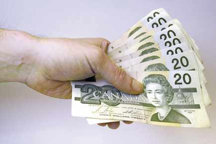 Hausse des revenus des Canadiens