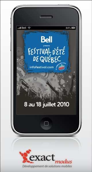 Festival d'été de Québec et nouveaux médias