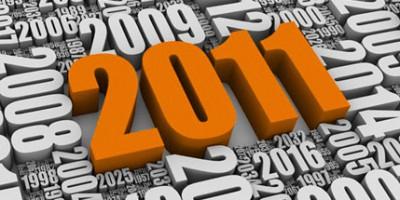 Bonne année 2011…