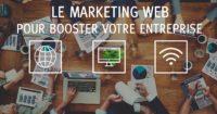 """Formation """"Le Marketing Web pour booster votre entreprise"""""""