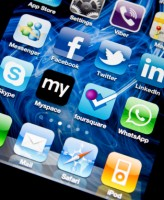 applications réseaux sociaux médias sociaux