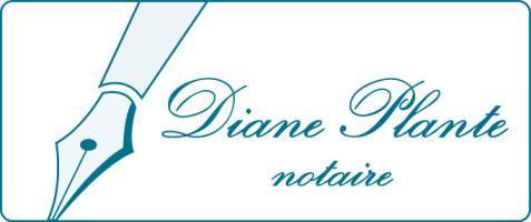 Diane Plante notaire logo