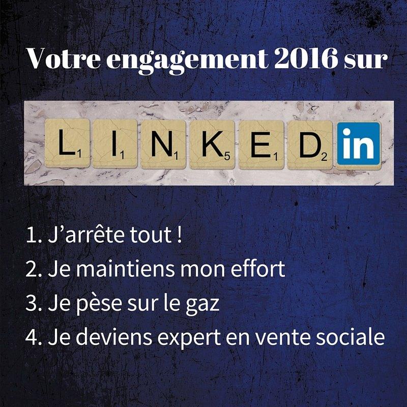 vente sociale linkedin formation